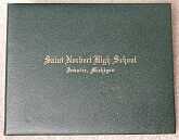 Diploma Holder  from St. Norbert High School, 1970