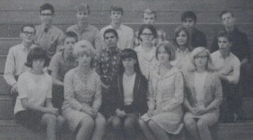 Class of 1970 Sophomores in 1968